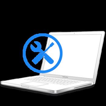 Замена материнской платы на MacBook от 2012г.в.