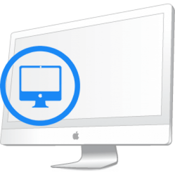iMac- Замена матрицы