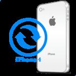 Замена металлической рамки iPhone 4