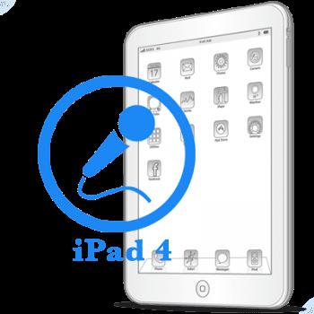 iPad - Замена микрофона 4