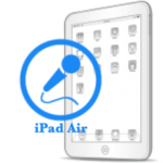 Замена микрофона iPad Air