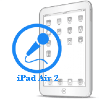 iPad Air 2 Замена микрофона
