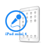 mini 4 iPad - Замена микрофона Mini 4
