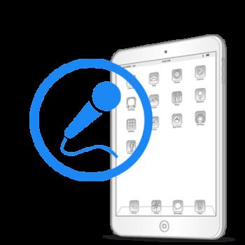 Замена микрофона iPad mini Retina