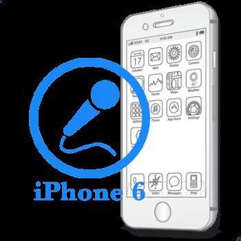 iPhone 6 - Замена микрофона