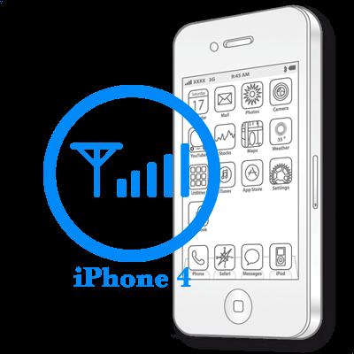 Ремонт iPhone 4 Восстановлеие модемної частини аппарата