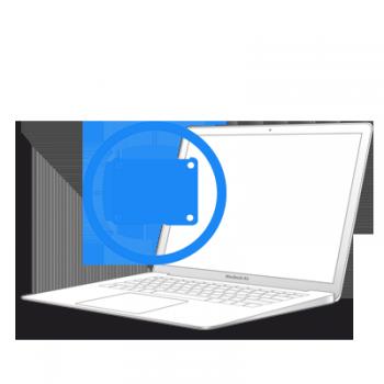 Замена нижней крышки MacBook Air