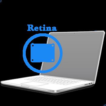 Ремонт Ремонт iMac и MacBook Pro Retina 2012-2015 Замена ножек нижней крышки MacBook