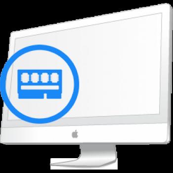 """Ремонт Ремонт iMac и MacBook iMac 21.5"""" (A1311) и 27"""" (A1312) 2009-2011 Замена оперативной памяти на iMac A1311 A1312"""
