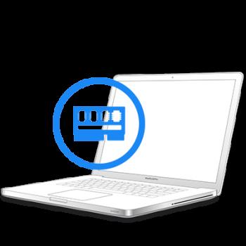 Замена оперативной памяти на MacBook