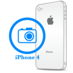 Замена основной камеры iPhone 4