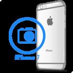 Замена задней (основной) камеры iPhone 7