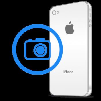 Замена основной камеры iPhone 4S