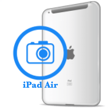 iPad Air- Замена основной (задней) камеры