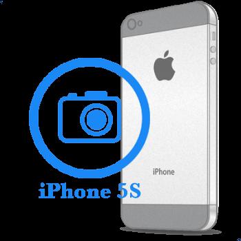 Ремонт iPhone 5S Замена задней (основной) камеры