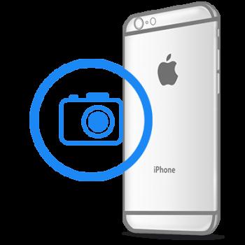 Замена задней (основной) камеры iPhone 6 Plus
