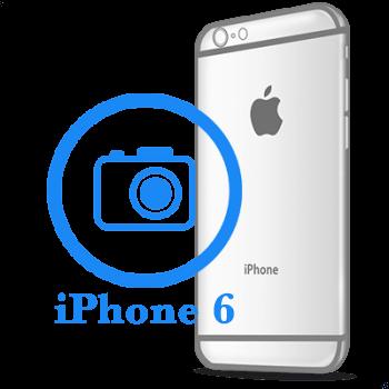 Замена задней (основной) камеры iPhone 6