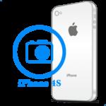 iPhone 4S- Замена передней (фронтальной) камеры