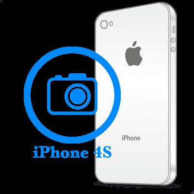 iPhone 4S - Замена передней (фронтальной) камеры