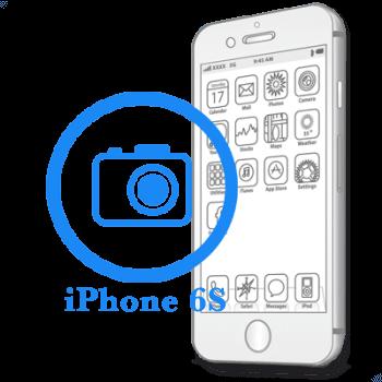 Ремонт iPhone 6S Замена передней (фронтальной) камеры на
