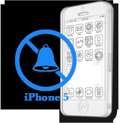 iPhone 5 - Ремонт перемикача режимів в