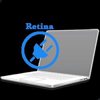 Ремонт Ремонт iMac и MacBook Замена/ремонт разъема зарядки на MacBook Pro Retina 2012-2015 Замена платы MagSafe на MacBook