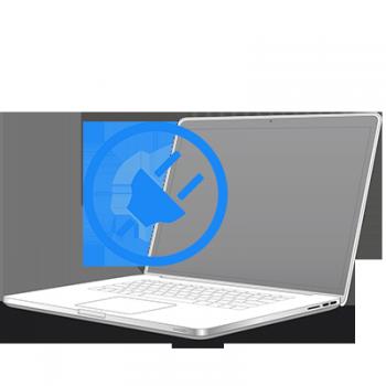 Замена платы MagSafe на MacBook Pro Retina