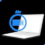 MacBook Air 2010-2017 - Замена подсветки клавиатуры