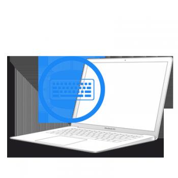 Замена подсветки клавиатуры MacBook Air