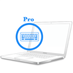 MacBook Pro - Замена подсветки клавиатуры