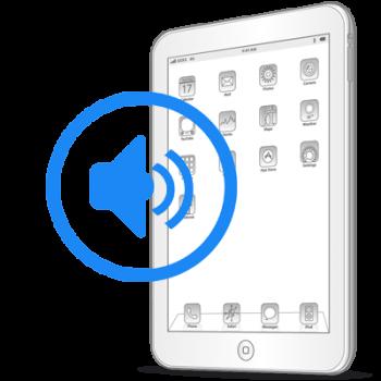Замена полифонического динамика (buzzer) iPad 2