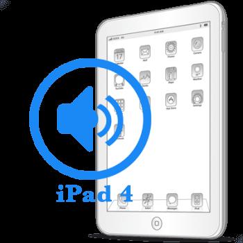 iPad - Заміна поліфонічного динаміка (buzzer) 4