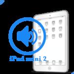 Ремонт Ремонт iPad iPad mini Retina Замена полифонического динамика (buzzer)