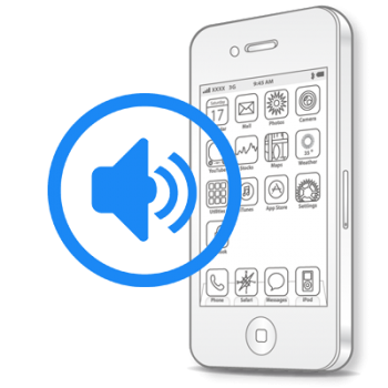 Замена полифонического динамика iPhone 4