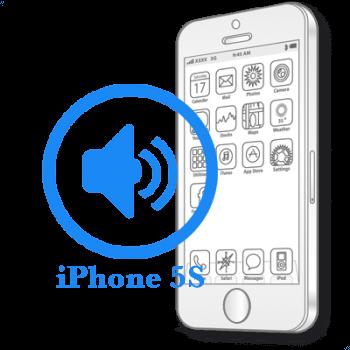 Ремонт iPhone 5S Замена полифонического динамика