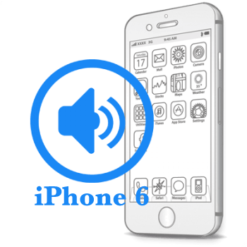 iPhone 6- Замена полифонического динамика