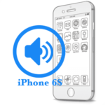 iPhone 6S - Замена полифонического динамика