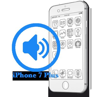 Ремонт iPhone 7 Plus Заміна поліфонічного динаміка