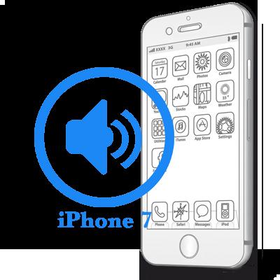 iPhone 7 - Замена полифонического динамика