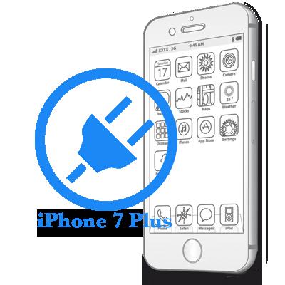 Ремонт iPhone 7 Plus Заміна роз'єму зарядки-синхронізації