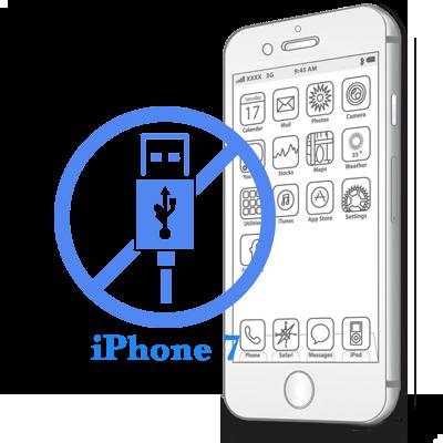 iPhone 7 - Заміна роз'єму зарядки-синхронізації