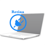 Замена провода на зарядке MacBook Pro Retina 2012-2015