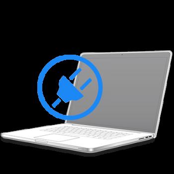 Замена провода на зарядке MacBook Pro Retina