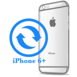 6 Plus iPhone - Замена рамки дисплея