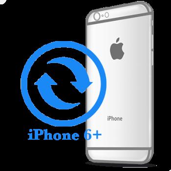Ремонт iPhone 6 Plus Замена рамки дисплея