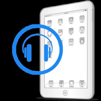 Замена разъёма для наушников (аудиоджека) iPad 2