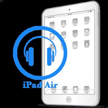 Замена разъема для наушников (аудиоджека) iPad Air
