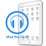 Замена разъёма для наушников (аудиоджека) iPad Pro 12.9ᐥ
