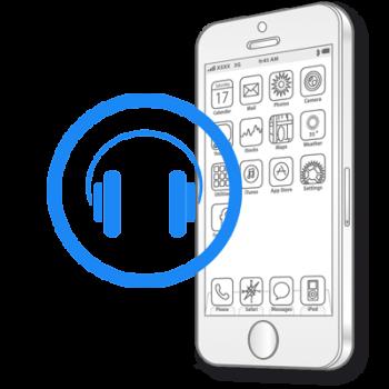 Замена аудио-разъёма (вход для наушников) iPhone 5S