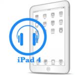 iPad - Замена разъёма для наушников (аудиоджека) 4